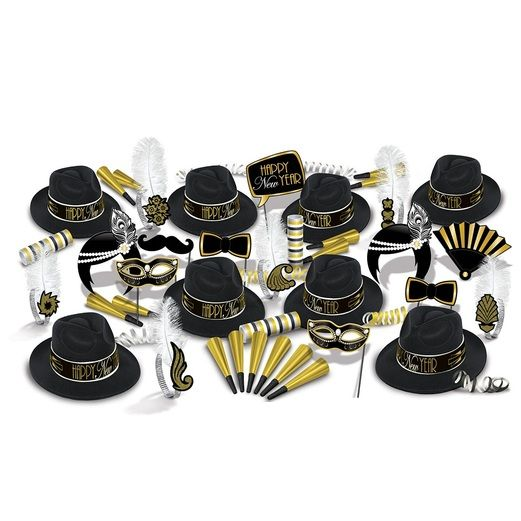 New Years Party Kits The Great 20s for 50 Image