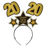 New Years Hats & Headwear 2020 Happy New Year Bopper Image