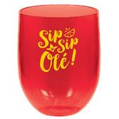 Fiesta Table Accessories Fiesta Stemless Wine Glass Image
