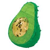 Fiesta Decorations Mini Avocado Pinata Image