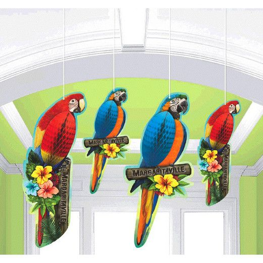 Margaritaville Tropical Birds