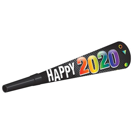 New Years Favors & Prizes 2020 Midnight Horn Image