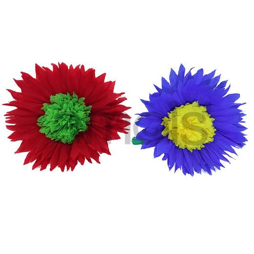"Cinco de Mayo Decorations 12"" Flor de Sol Flower Image"