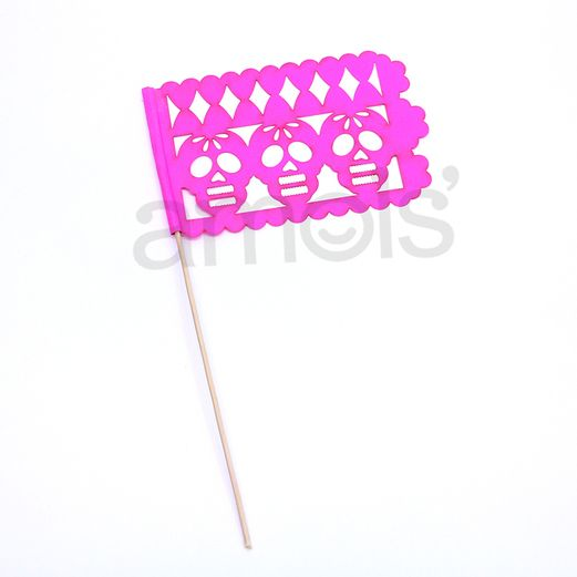 Decorations Day of the Dead Picado Flags  Image