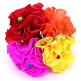 "Fiesta Decorations 7"" Peonies  Image"