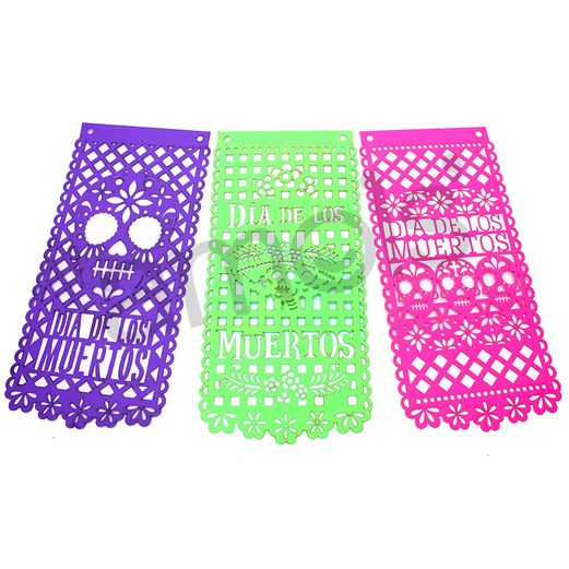 Day of the Dead Banners (3pkg) Image