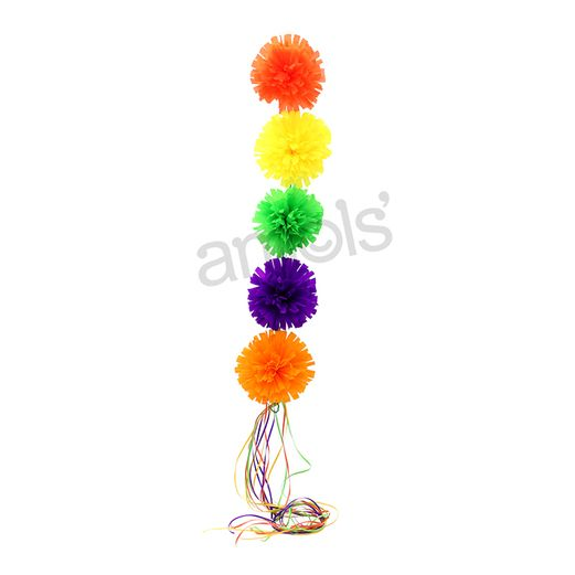 Day of the Dead Decorations Marigold Swag Image