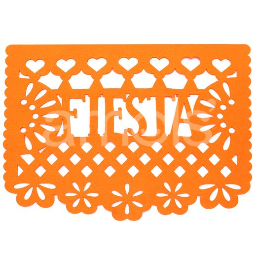 Table Accessories Fiesta Felt Place Mat Image