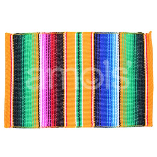 Table Accessories Yellow Serape Place Mat Image