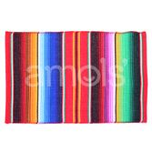 Decorations Red Serape Place Mat Image