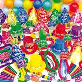 New Years Party Kits Party Time for 100 Image
