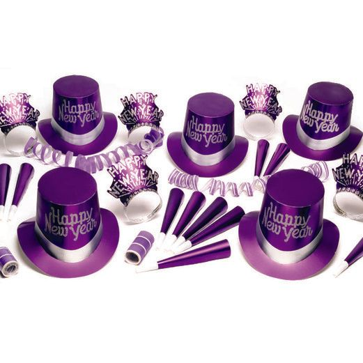 New Years Party Kits The Regal for 50 Image