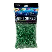 Decorations Green Paper Gift Shreds Image