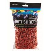 Decorations Red Paper Gift Shreds Image