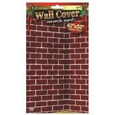 Christmas Decorations Brick Wall Decoration Image