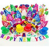 New Years Party Kits Amols' Value Kit for 100 Image