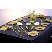 Gold Starry Night Table Set