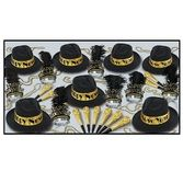 New Years Party Kits Gold Chicago for 50 Image