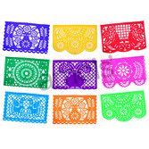 Cinco de Mayo Decorations All Occasion Paper Picado Image