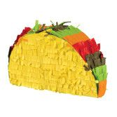 Fiesta Decorations Mini Taco Pinata Image