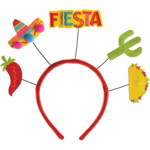 Deluxe Fiesta Head Bopper