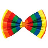 Party Wear Rainbow Bow Tie Image