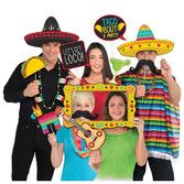 Fiesta Decorations Deluxe Jumbo Fiesta Photo Prop Image