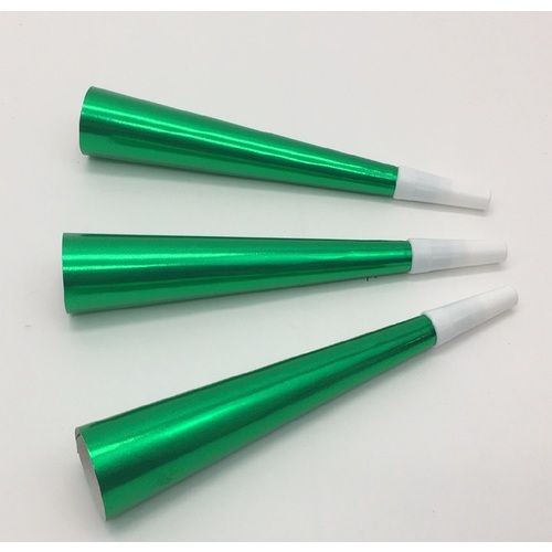 Green Foil Horn
