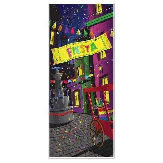 Cinco de Mayo Decorations Fiesta Door Cover Image