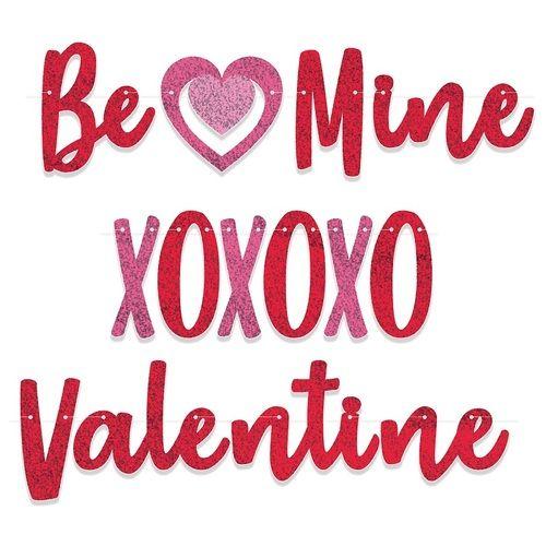 Valentine Streamer Set