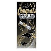 Graduation Decorations Congrats Grad Door Cover Image