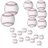 Sports Decorations Baseball Cutouts Image