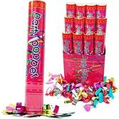 "New Years Favors & Prizes 12"" Confetti Popper Image"