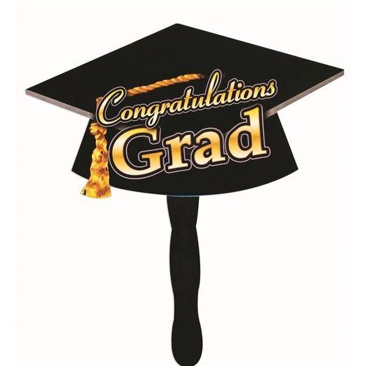 Graduation Favors & Prizes Graduation Fan Image