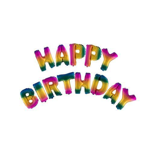 Birthday Party Balloons Birthday Balloon Set Image