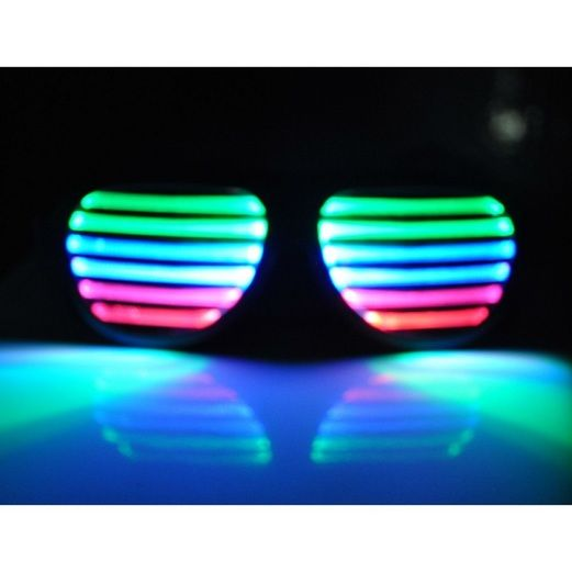 Shutter Shades Rechargeable