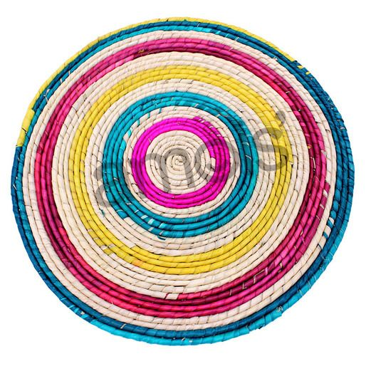 Fiesta Table Accessories Medium Straw Hot Pad Image