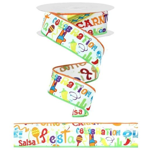 Fiesta Decorations Fiesta Ribbon Image