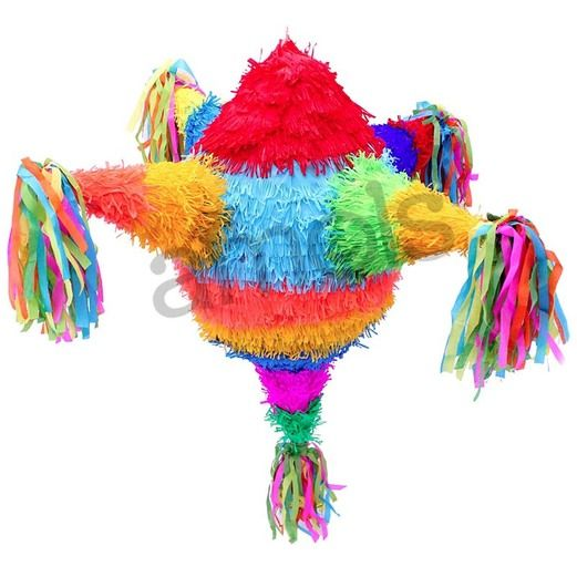 Mexican Star with Fringe Image