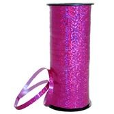 Balloons Hot Pink Holographic Curling Ribbon Image