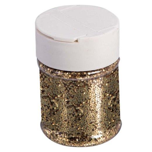 Decorations Gold Glitter Image