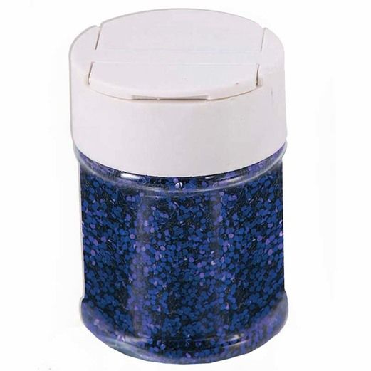 Decorations Royal Blue Glitter Image