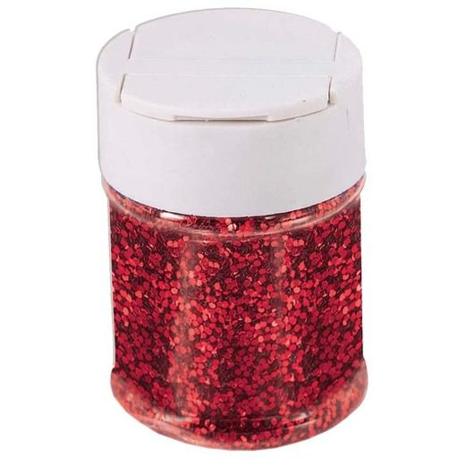 Decorations Red Glitter Image