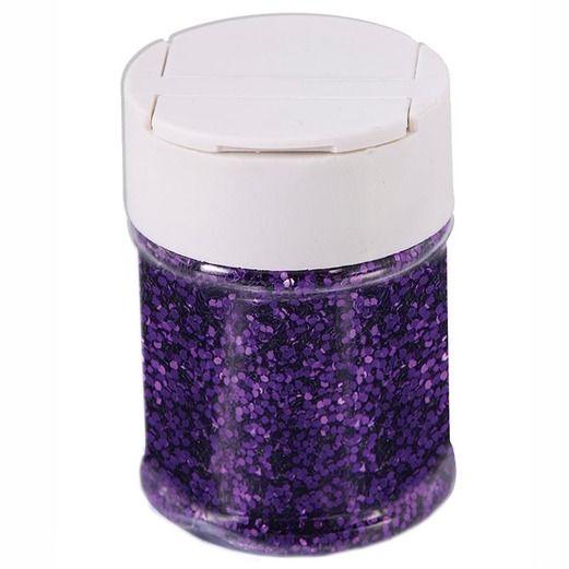 Decorations Purple Glitter Image