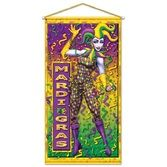 Mardi Gras Decorations Mardi Gras Wall Panel Image