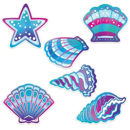 Seashell Cutouts
