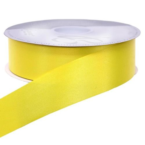 Daffodil Medium Satin Ribbon