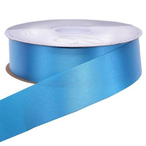 Turquoise Medium Satin Ribbon
