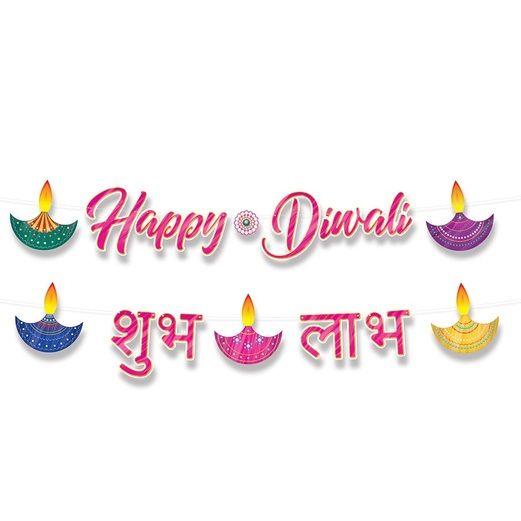 International Decorations Diwali Streamer Image