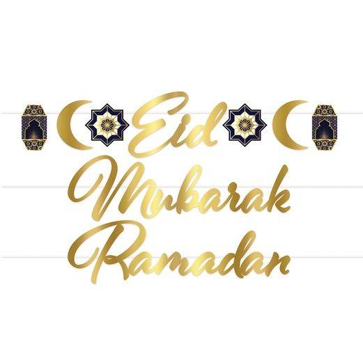 International Decorations Ramadan Streamer Image